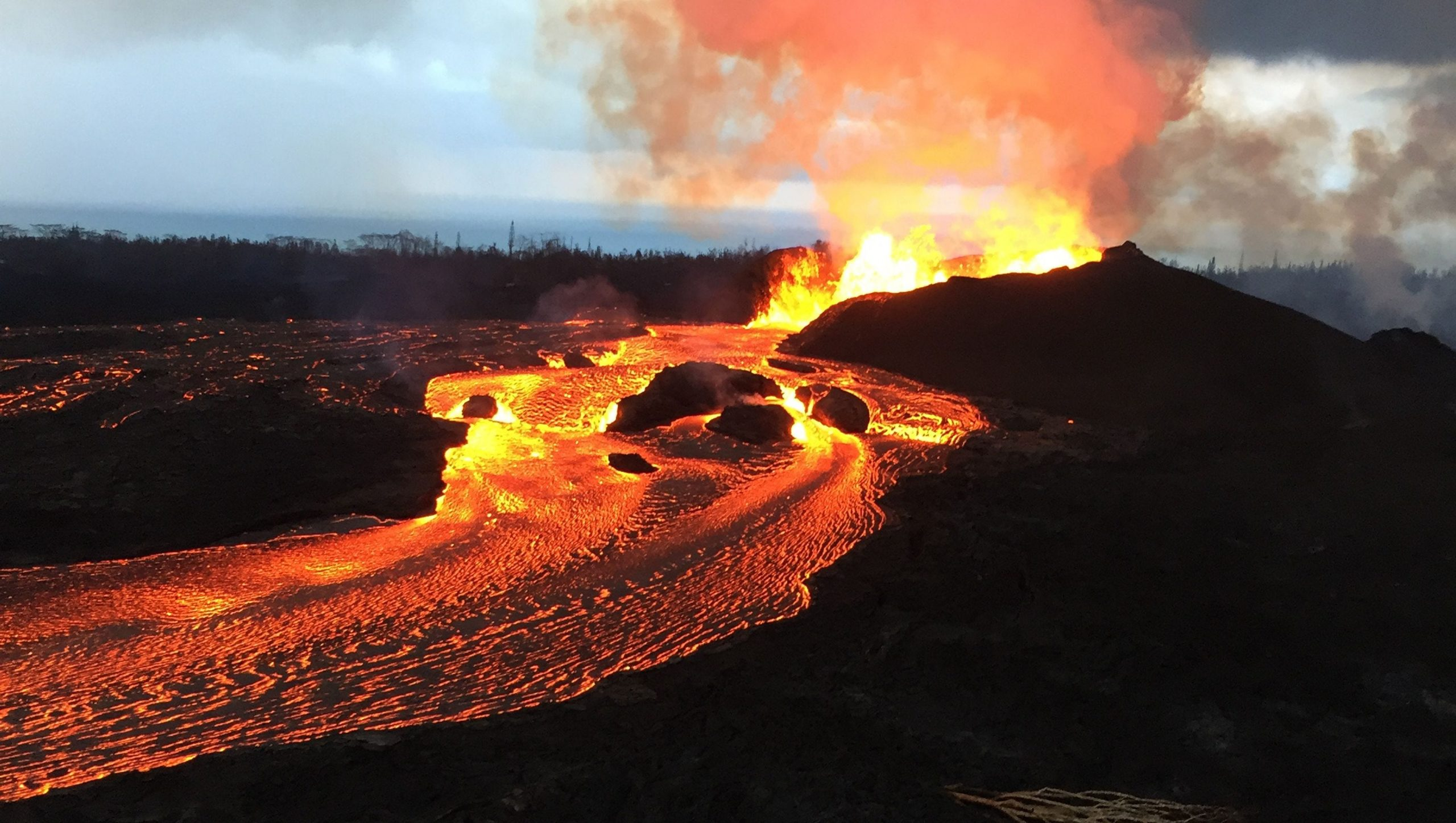 Kilauea - One of the World's most active Volcanoes