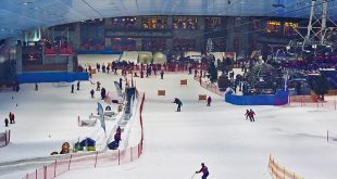 Ski Dubai - One of the World's Largest Indoor Ski Resorts in Dubai