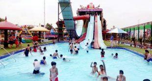 Splash Water Park in Delhi