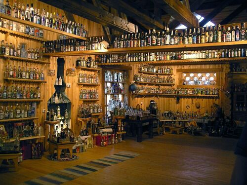 The Vodka Museum of Moscow