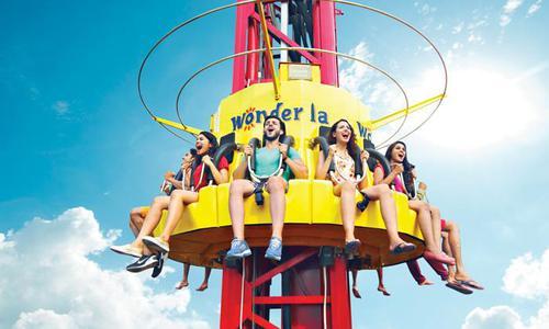 Wonderla Bangalore Amusement Park
