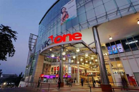 GVK One Mall Hyderabad