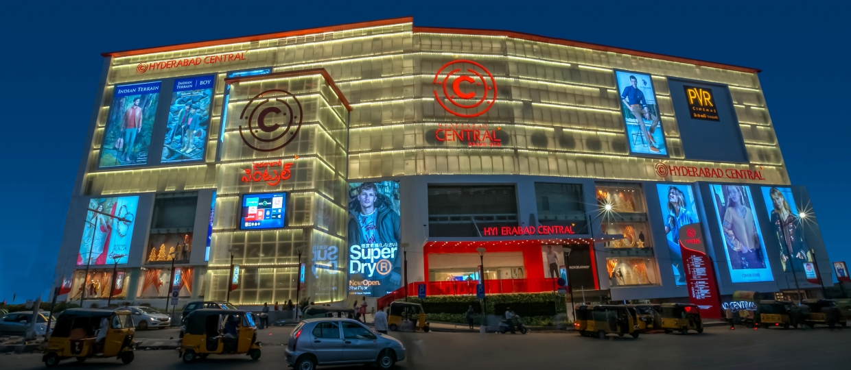 Hyderabad Central Mall
