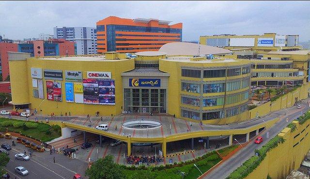 Inorbit Mall Hyderabad