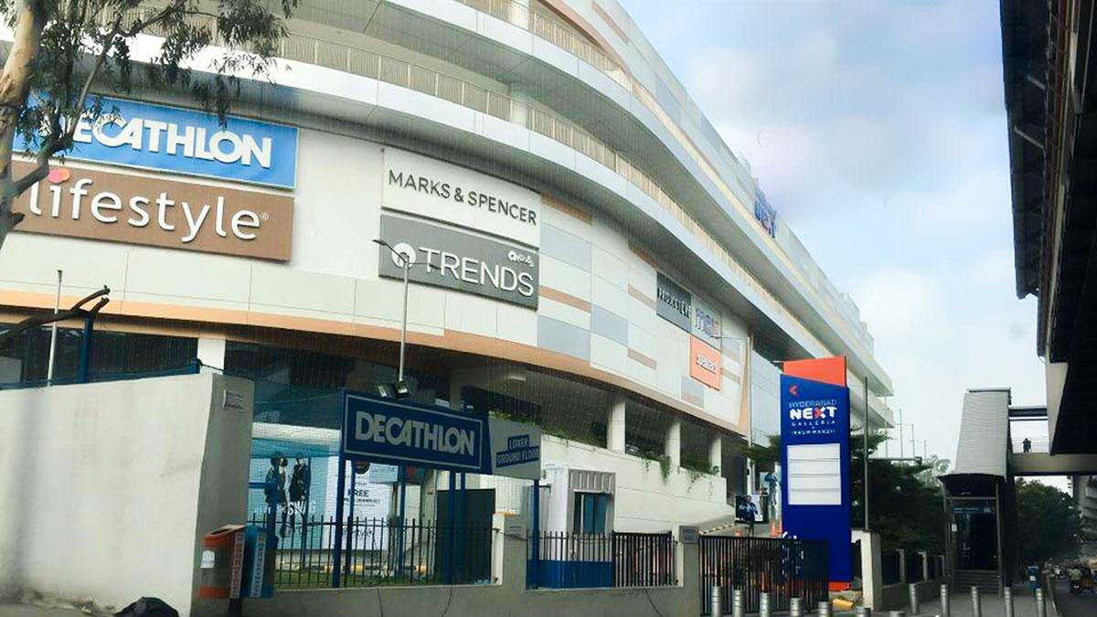 Next Galleria Mall Hyderabad