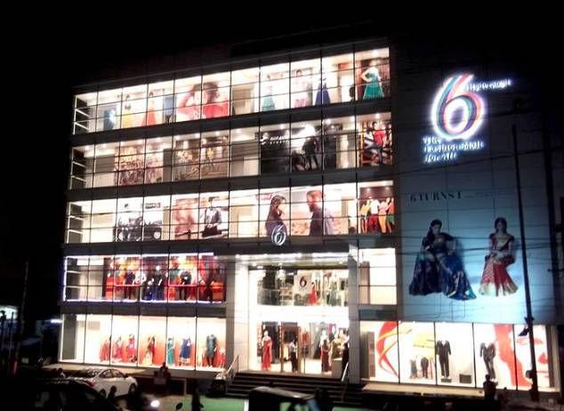 Six Mall Hyderabad