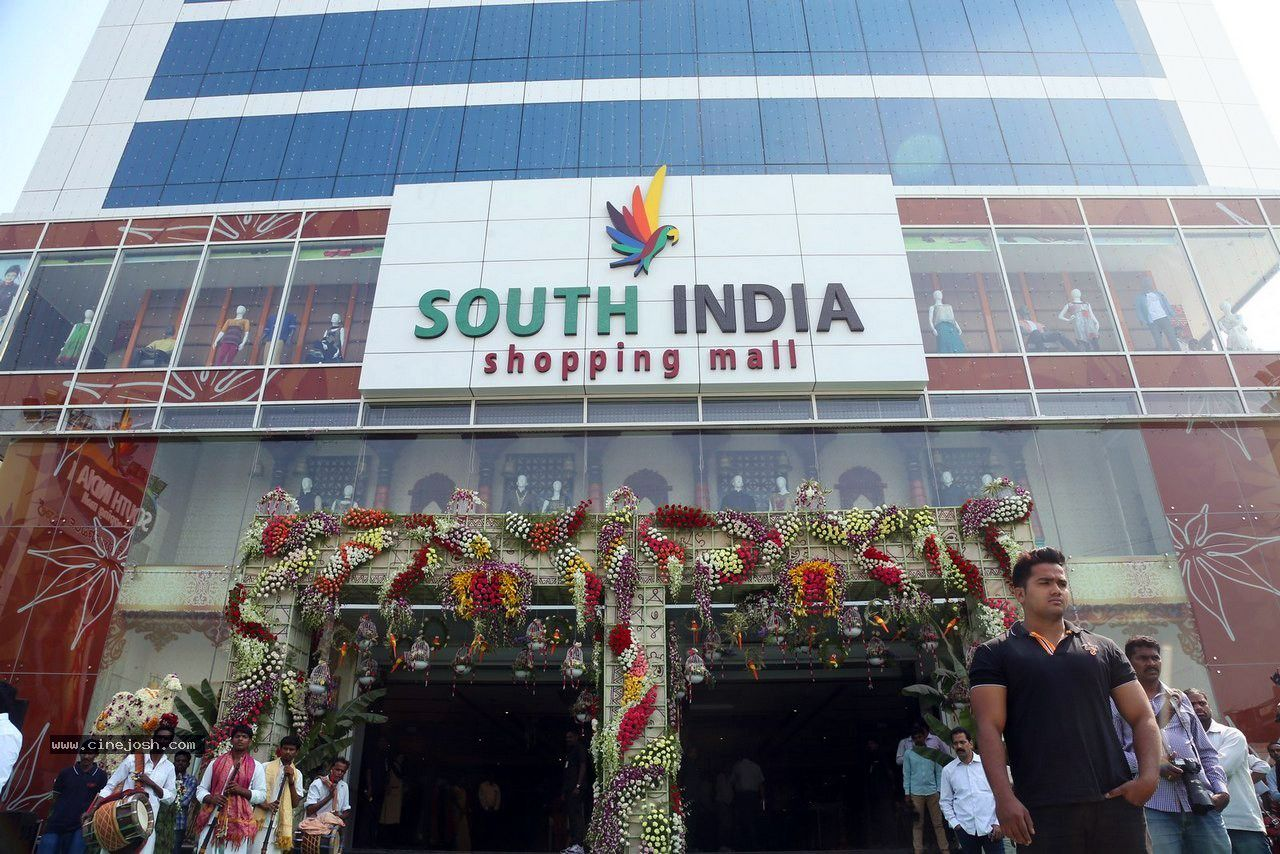 South India Shopping Mall Hyderabad