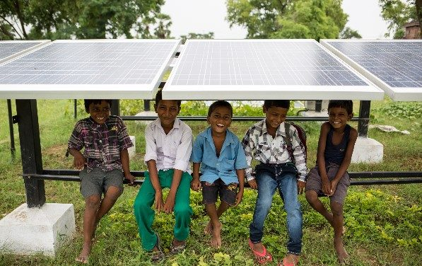 Dharnai – India's First Fully Solar-powered Village