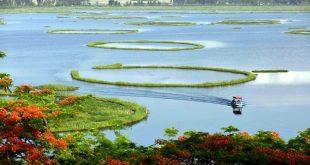 Keibul Lamjao, Manipur – World's Only Floating National Park