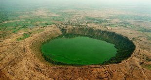 Lonar Lake - The Mysterious Crater Lake in Buldhana, Maharashtra