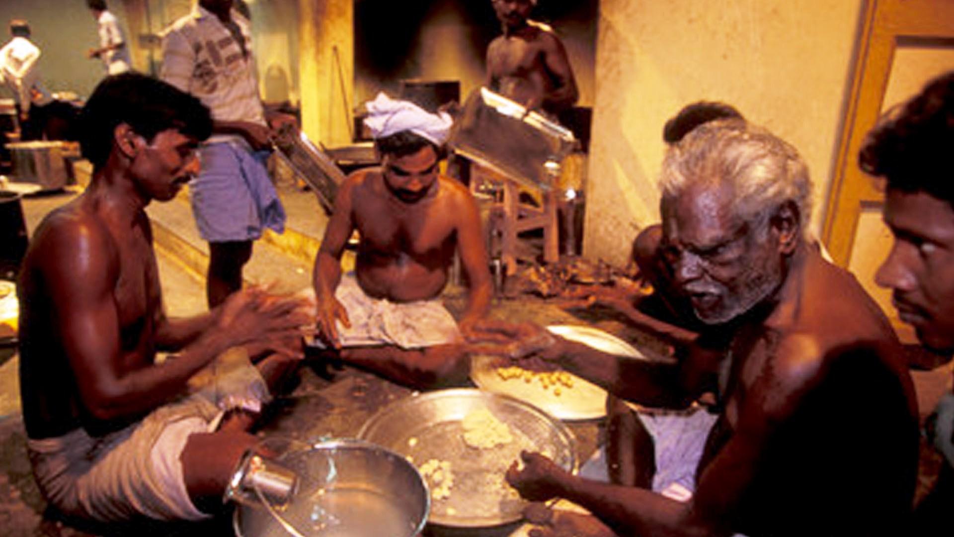 The Origin of cooking in Kalayur