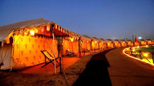 The Rann Utsav Tents