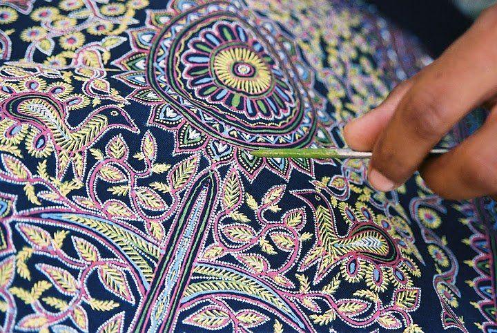 The Traditional Rogan Art