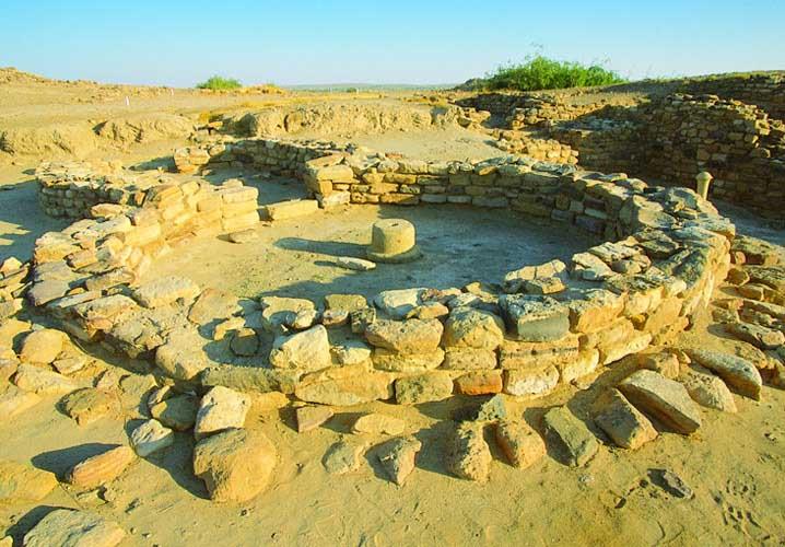 The ancient civilization