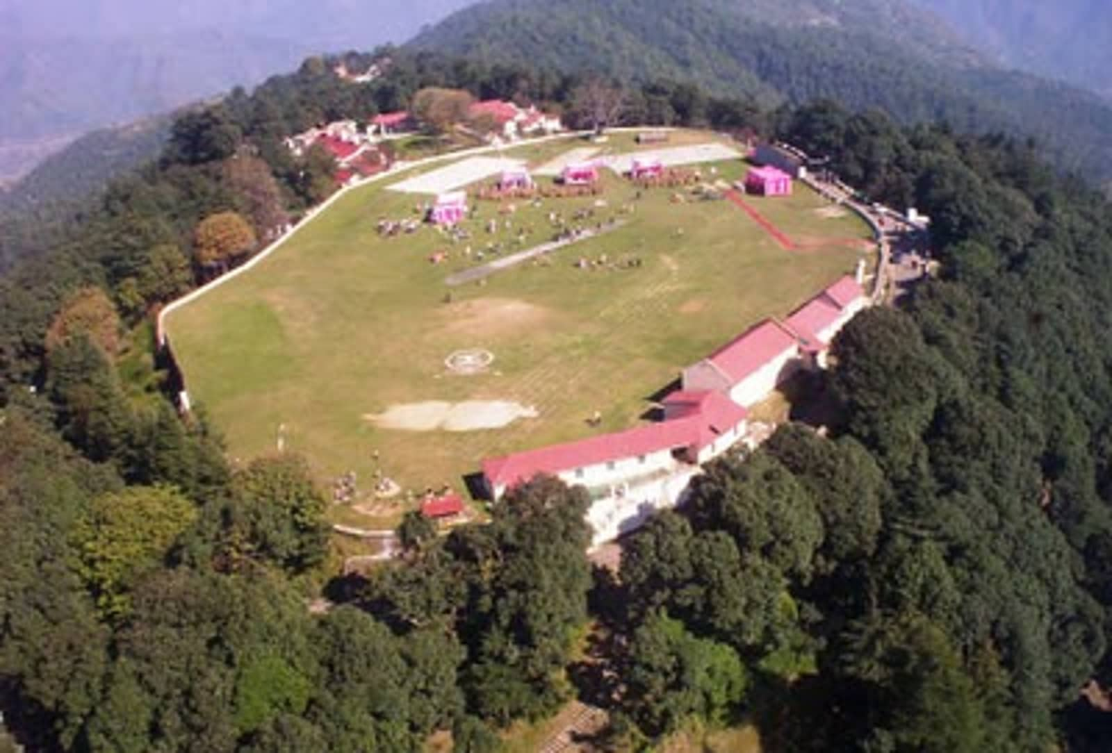 Chail Cricket Ground – World's Highest Cricket Ground