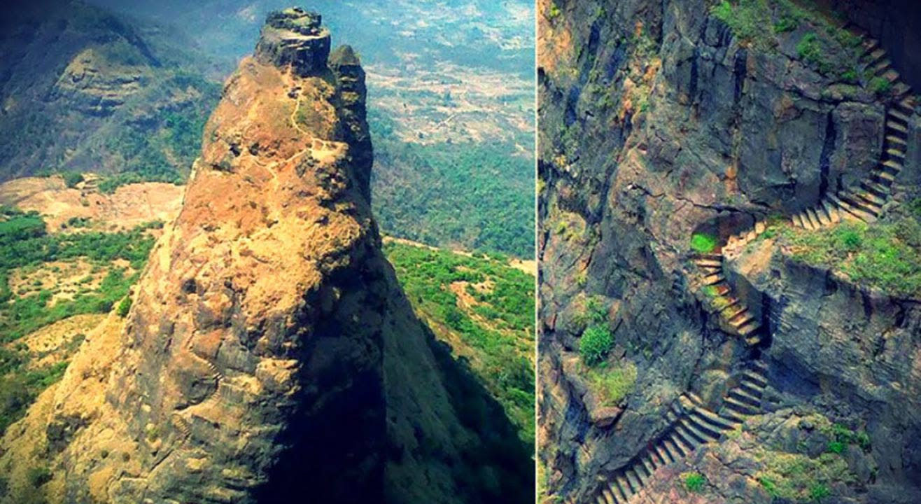 Kalavantin Durg – A beautiful abandoned Fort in Maharashtra