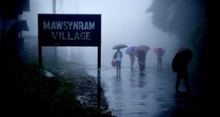 Mawsynram, Meghalaya – Wettest Inhabited Place on Earth