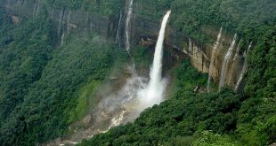 Nohkalikai Falls, Meghalaya: The Tallest Plunge Waterfall in India