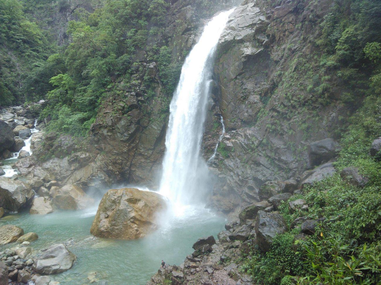 The Maswmai Falls