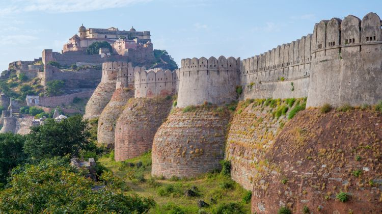 The picturesque view of the 2nd largest wall in the World